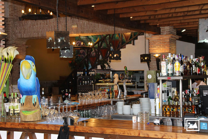 Cocktail Bar in Malaga and Fuengirola